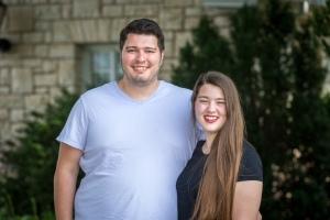 Photo of Micah and Julia Daniels