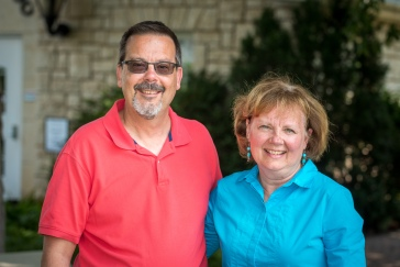 Photo of Rich and Linda Llewelyn